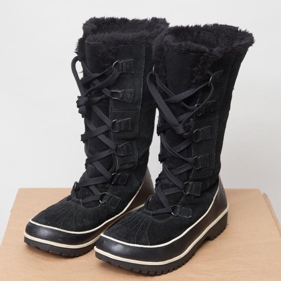 321f538795bc Women s Sorel Tivoli III High Boot Lace Up 10.5. M 5b57afcb45c8b340e27da439